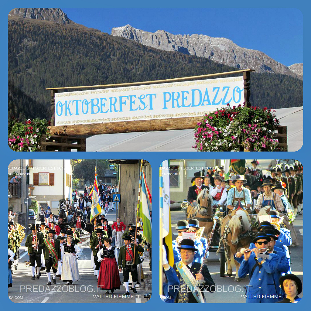 oktoberfest 2012 predazzo collage by predazzoblog