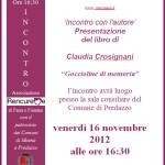 associazione rencureme libro claudia crosignani predazzo blog 150x150 Camminando nel Cervello in mostra a Predazzo