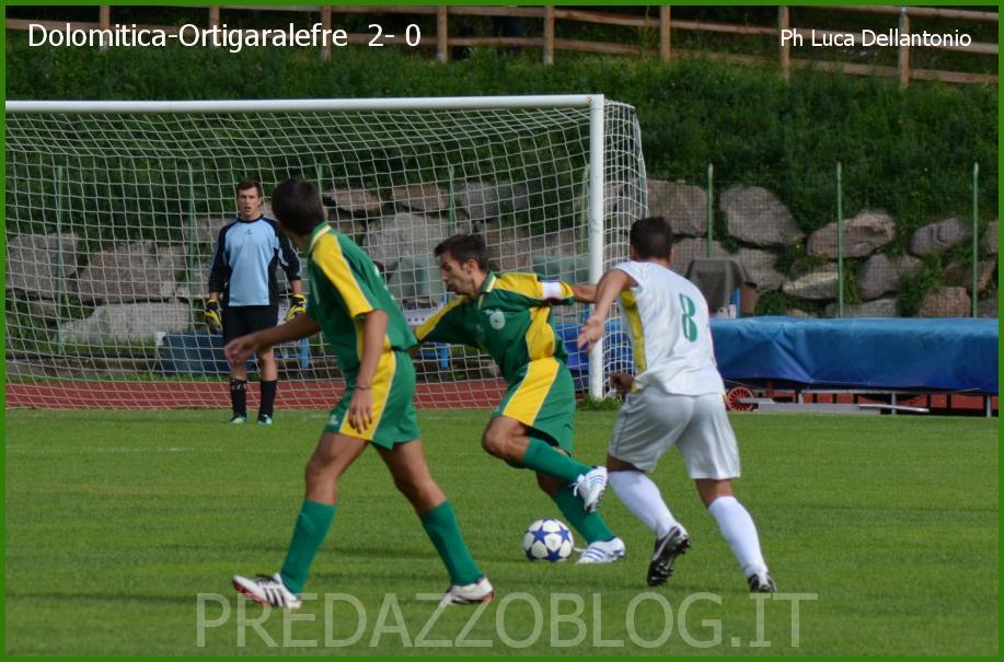 dolomitica ortigaralefre 2 a 0 predazzo blog Calcio, Dolomitica   Ortigaralefre  2 a 0