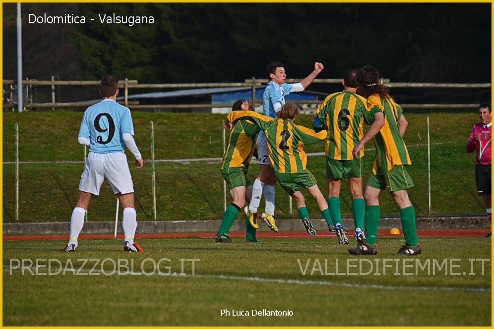 dolomitica valsugana predazzo blog Calcio, Dolomitica   Valsugana 3   0