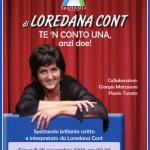 """loredana cont spettacolo a predazzo blog 150x150 """"UNA STANZA TUTTA PER SÉ"""" conclude la rassegna teatrale"""