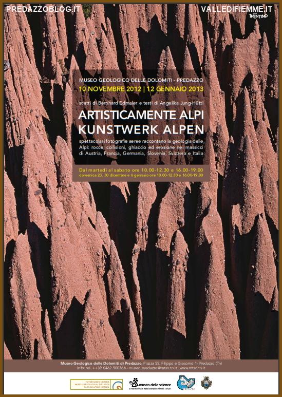 """museo delle dolomiti predazzo blog """"Artisticamente Alpi"""" al museo Geologico delle Dolomiti di Predazzo"""