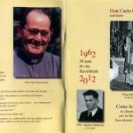 COPERTINA LIBRETTO 150x150 Ziano di Fiemme si festeggia il 50° di sacerdozio di Don Carlo Giacomuzzi