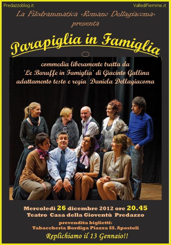 filodrammatica predazzo parapiglia in famiglia predazzo blog Parapiglia in Famiglia con la Filodrammatica di Predazzo