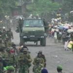 guerra 150x150 Spari e paura, dal Congo notizie inviateci da suor Delia Guadagnini di Predazzo