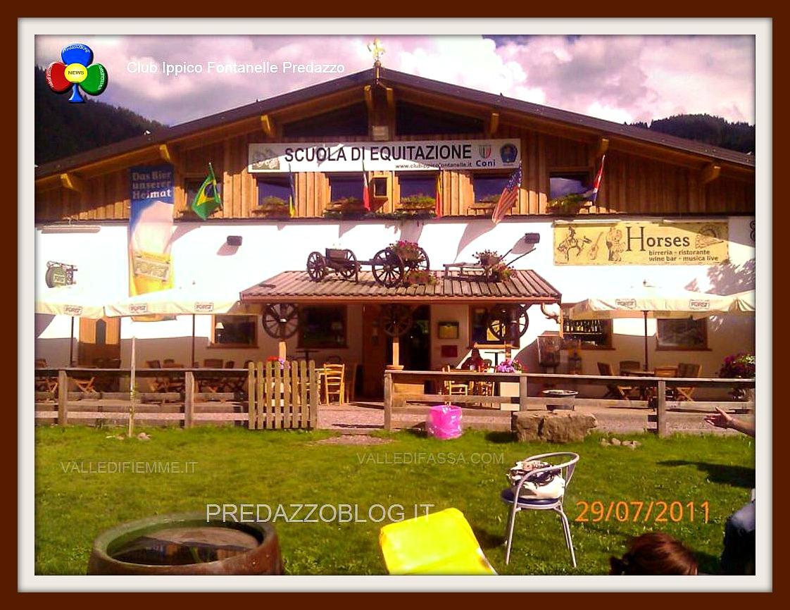 predazzo club ippico fontanelle predazzoblog copertina