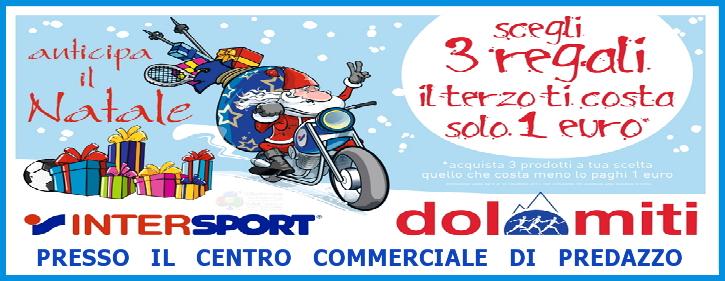 anticipa il natale cemin sport inter sport dolomiti predazzo banner articolo Arriva a Predazzo la Torcia Olimpica delle Universiadi 2013