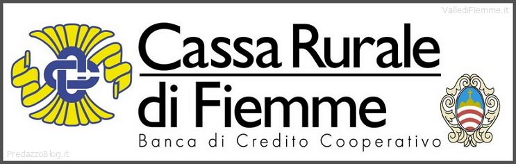 bannerone cassa rurale fiemme Ziano, inaugurazione nuova filiale della Cassa Rurale