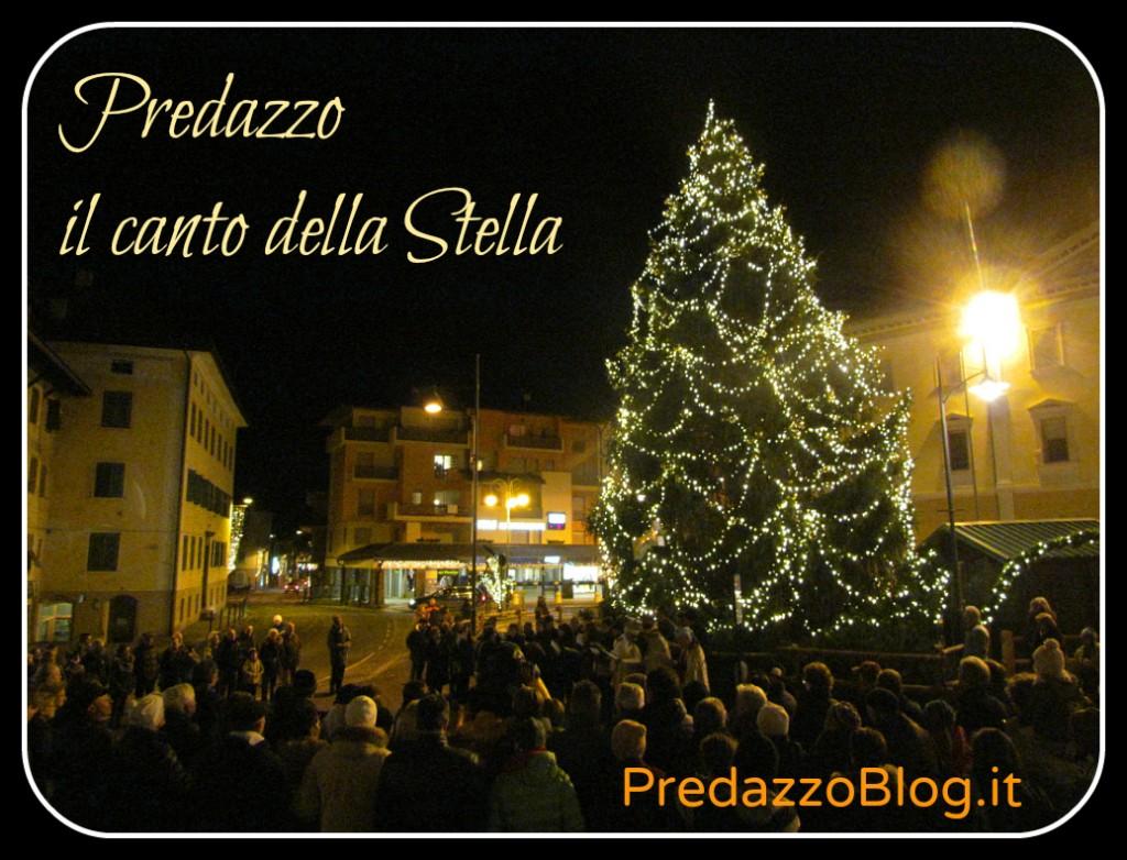 canto stella predazzo coro in dulci jubilo predazzoblog 1024x782 Predazzo, avvisi della Parrocchia dal 6 al 13 gennaio e movimento demografico
