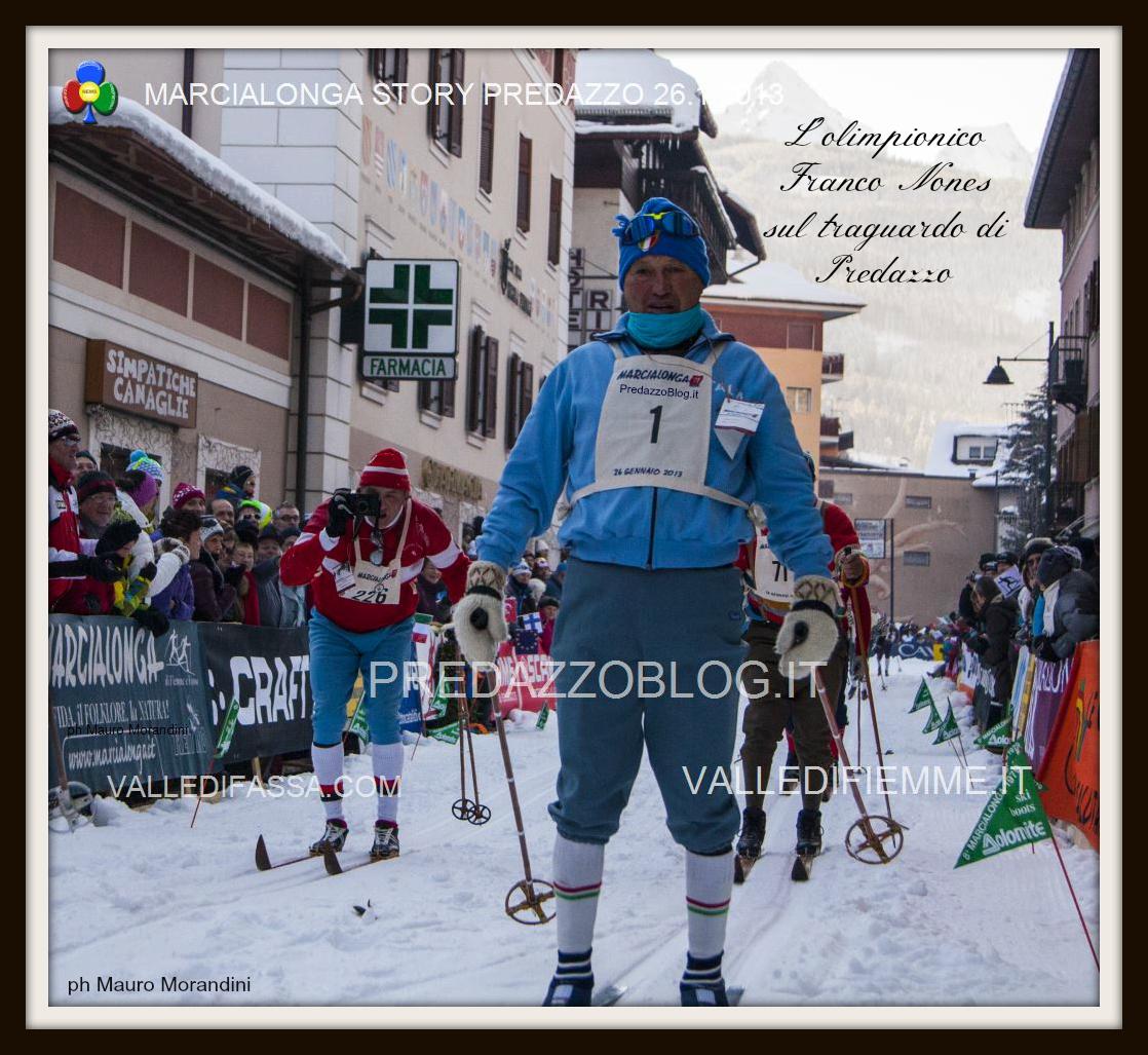 franco nones arrivo marcialonga story 2013 a predazzo ph mauro  morandini1