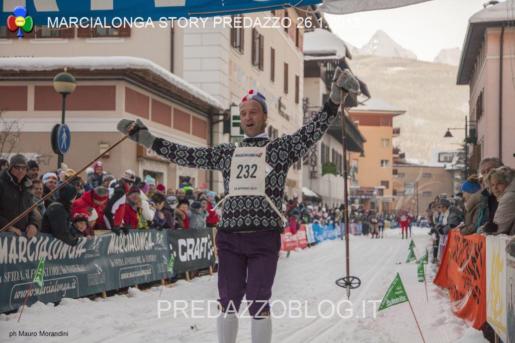 franco nones arrivo marcialonga story 2013 predazzo ph mauro  morandini4