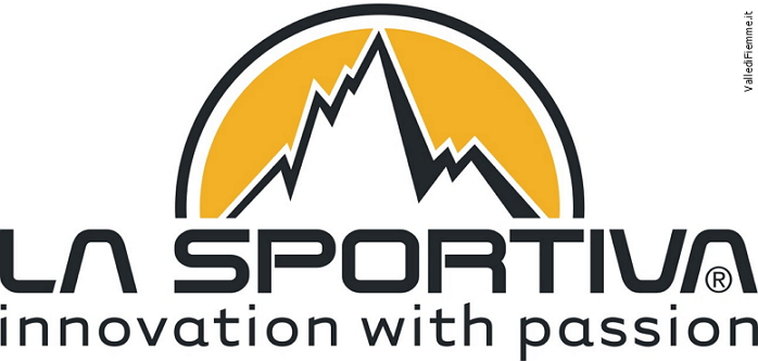 la sportiva logo innovation banner 700 sotto articolo fiemme Latemar Vertical Km a Pedergnana e Jimenez   Foto   video e classifiche