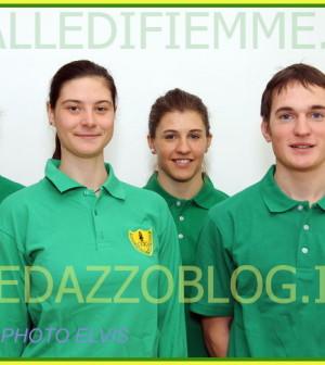 nuovi atleti fiamme gialle predazzo blog