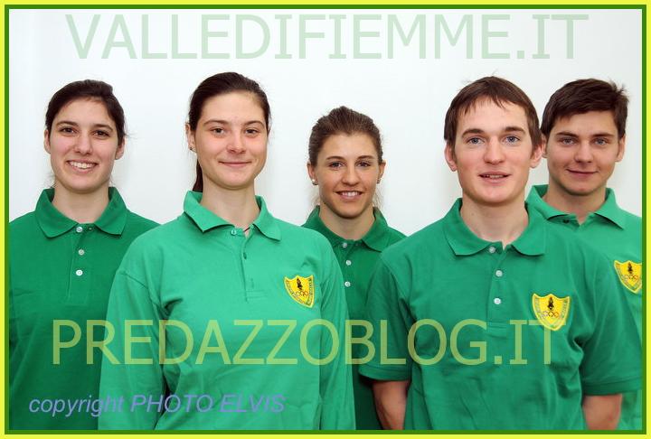 nuovi atleti fiamme gialle predazzo blog  Il Gruppo Sciatori Fiamme Gialle di Predazzo si rinforza