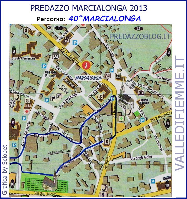percorso marcialonga 2013 a predazzo Marcialonga 2013 a Predazzo, le locandine delle iniziative di contorno