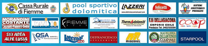 us dolomitica predazzo banner predazzo blog 2014 SuperLusia SuperDanilo 2015: pronti al via!