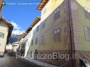 predazzo via dante con il trucco predazzoblog11 300x225 Predazzo, da oggi si scava in via Dante