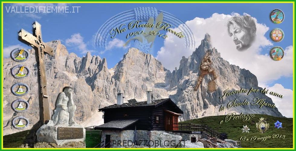 raduno scuola alpina predazzo blog