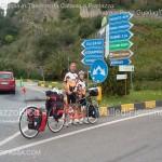 13.3.13 coppia in tandem da catania a predazzo3 150x150 Pedalare in tandem da Catania a Predazzo, 1600 km con Paola e Alessandro Guadagnini