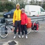 13.3.13 la coppia in tandem da catania a predazzo1 150x150 Pedalare in tandem da Catania a Predazzo, 1600 km con Paola e Alessandro Guadagnini