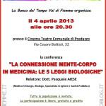 banca del tempo locandina 4 aprile 150x150 Open Day alla Banda Civica di Predazzo