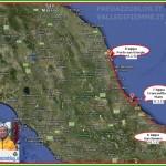 cartina coppia in tandem 8 tappa sicilia calabria puglia predazzo blog 1024x5161 150x150 Pedalata da Catania a Predazzo: La Coppia in Tandem fa tappa a Matera + Aggiornamenti quotidiani