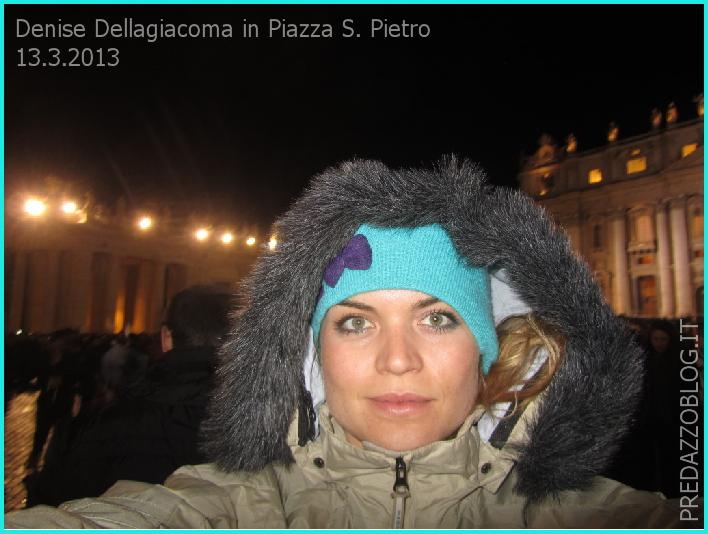 denise dellagiacoma roma predazzo blog Buonasera Papa Francesco   di Denise Dellagiacoma