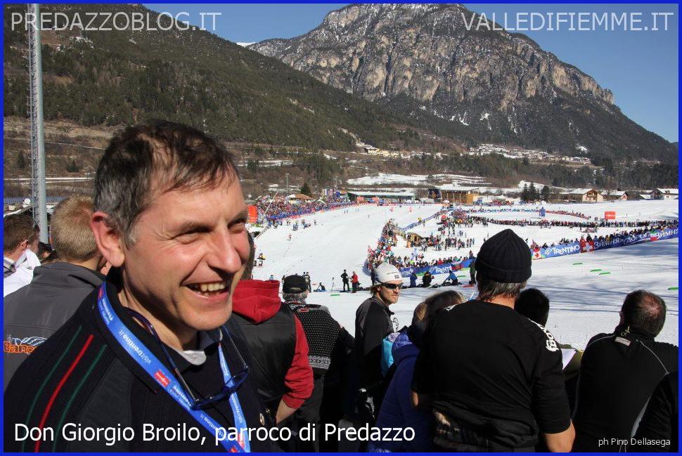 don giorgio broilo parroco predazzo Predazzo avvisi della parrocchia dal 3 al 10 marzo