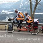 giro italia in tandem catania predazzo arrivo 23.3.13 ph mauro morandini predazzo blog5 150x150 Il Giro dItalia in Tandem di Alessandro e Paola arriva a Predazzo