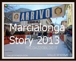 marcialonga story predazzo 2013 mini