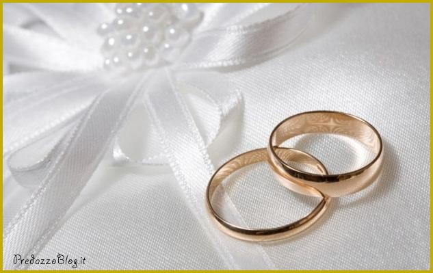 anelli nuziali Avvisi Parrocchiali + Perchè sposarsi in Chiesa