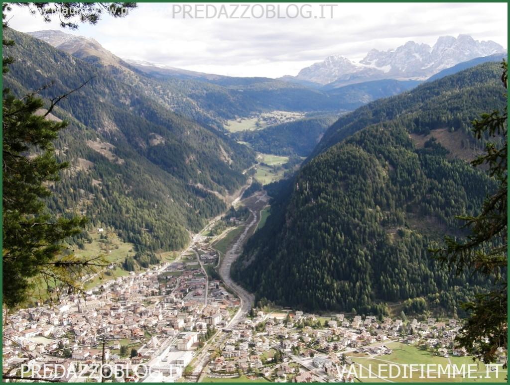 predazzo panoramica con valle del travignolo 1024x774 Predazzo, opere pubbliche in bilancio per 10 milioni