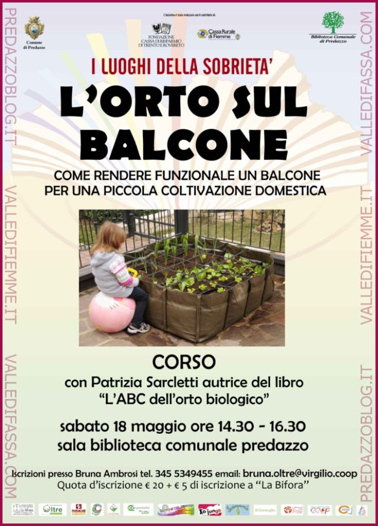 ORTO SUL BALCONE PREDAZZO 736x1024 Lorto sul balcone, mini corso a Predazzo