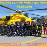 allievi vigili del fuoco predazzo al nucleo elicotteri trento predazzoblog 150x150  Predazzo, gli allievi dei Vigili del Fuoco in visita alla diga di Fortebuso