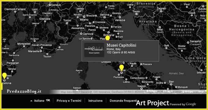 art project museo on line predazzo blog Visita on line 230 musei con oltre 43mila opere darte di tutto il mondo   Art Project Google