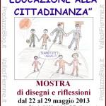 mostra disegni scuole cittadinanza predazzo 150x150 Predazzo, incursione di piccoli vandali alla scuola elementare