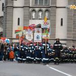 CampeggioAllievi29062013 042 150x150 Allievi Vigili del Fuoco, la sfilata di Predazzo   Fotogallery