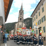 CampeggioAllievi29062013 044 150x150 Allievi Vigili del Fuoco, la sfilata di Predazzo   Fotogallery