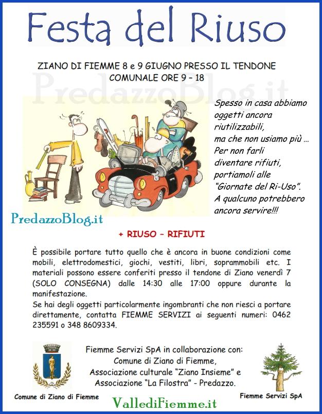 festa riuso ziano fiemme 2013