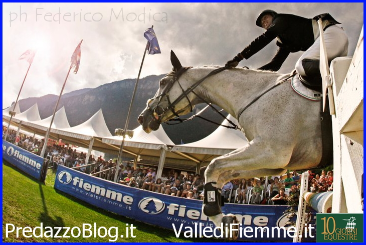 10 giorni equestre predazzo fiemme1 Romba il motore da 1000 cavalli per la 10 Giorni Equestre di Predazzo 2013