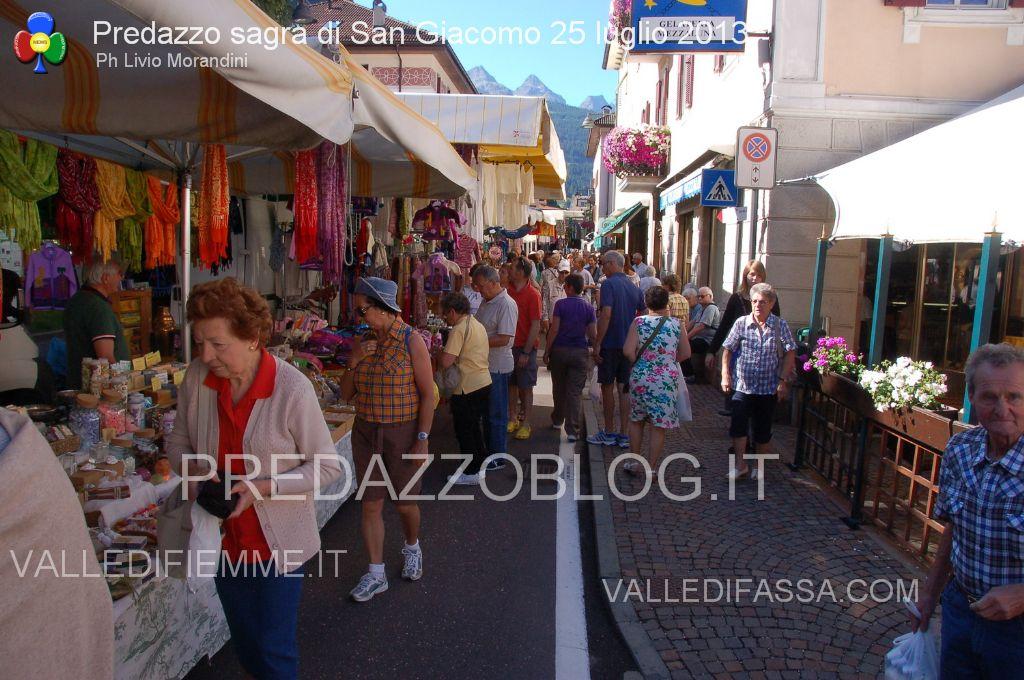 Predazzo sagra di san Giacomo 2013 ph Livio Morandini PredazzoBlog2 Venerdì 25 luglio Sagra di San Giacomo a Predazzo