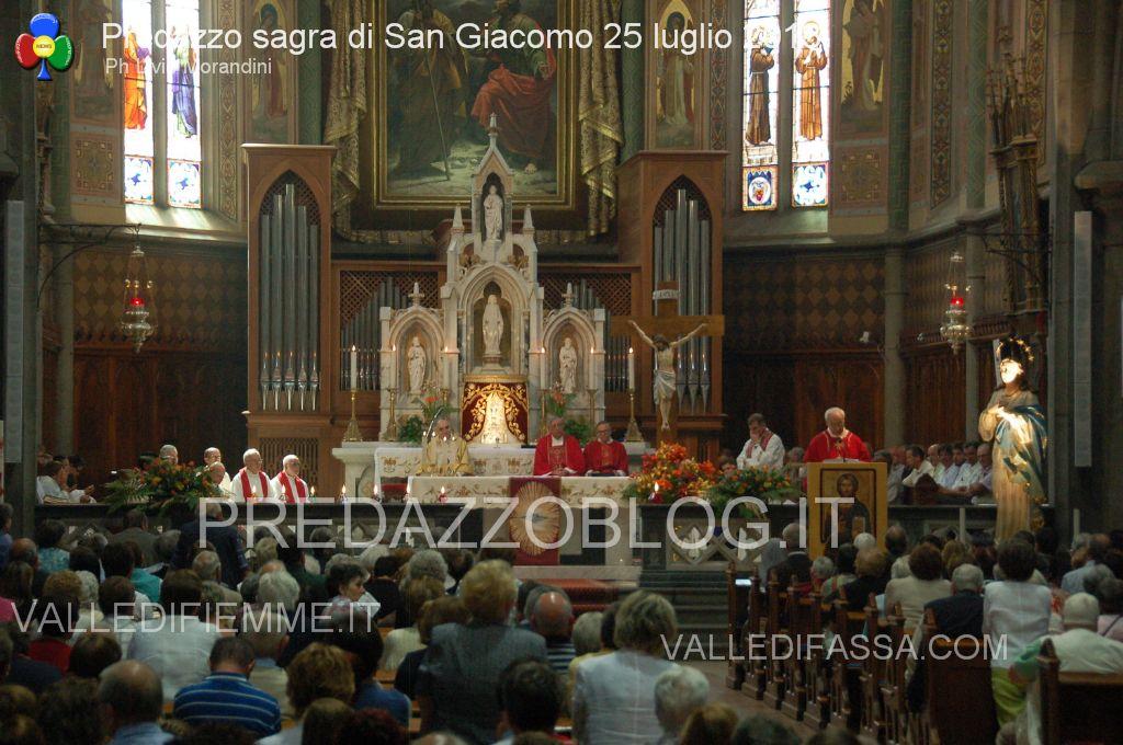 Predazzo sagra di san Giacomo 2013 ph Livio Morandini PredazzoBlog9 Predazzo, avvisi della Parrocchia dal 20 al 27 luglio