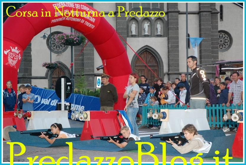 corsa in notturna predazzo blog2 Predazzo, il tracciato della Corsa in Notturna 2013