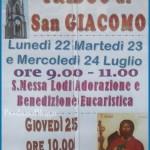 san giacomo 2013 predazzo triduo 150x150 Predazzo, avvisi della Parrocchia dal 21 al 28 luglio