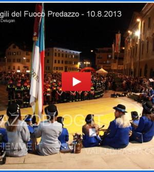 140 anni vigili del fuoco predazzo for video