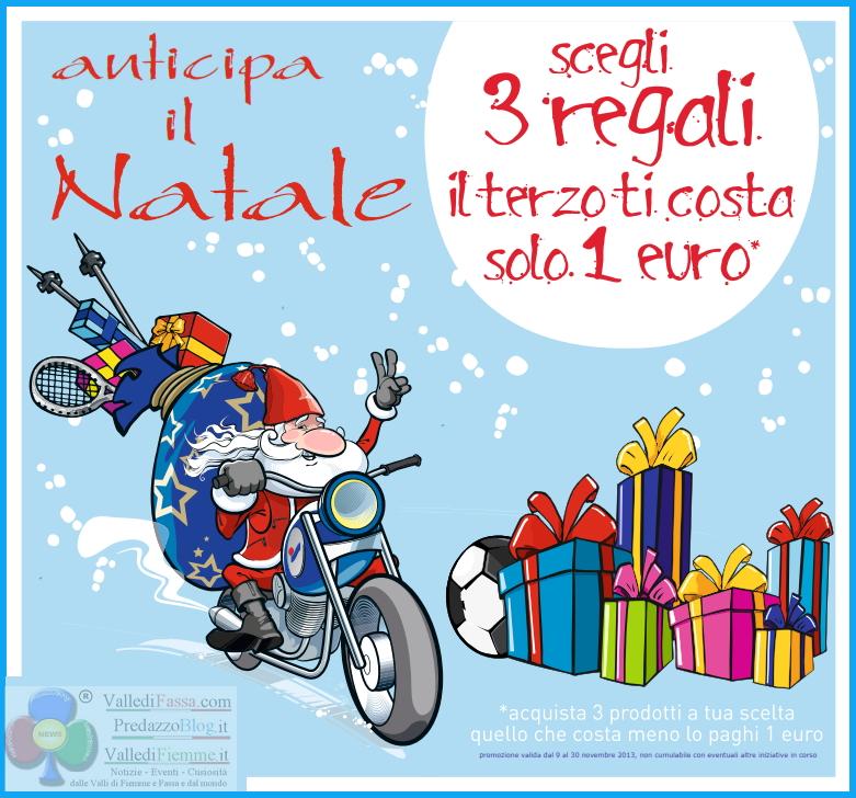 anticipa il natale cemin sport inter sport dolomiti predazzo Predazzo, nuova apertura Inter Sport Dolomiti