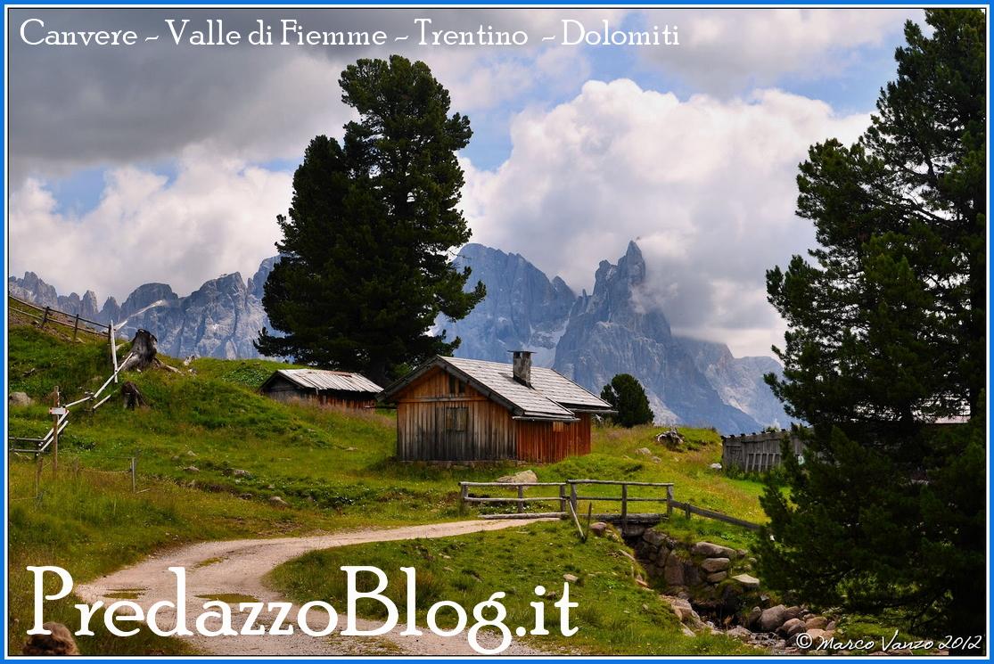 canvere predazzo fiemme Suoni delle Dolomiti a Malga Canvere 22 agosto 2013