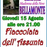 fiaccolata assunta bellamonte predazzo 150x150 Sorpresi dalla Gioia Concerto con la Corale Via Pacis a Predazzo