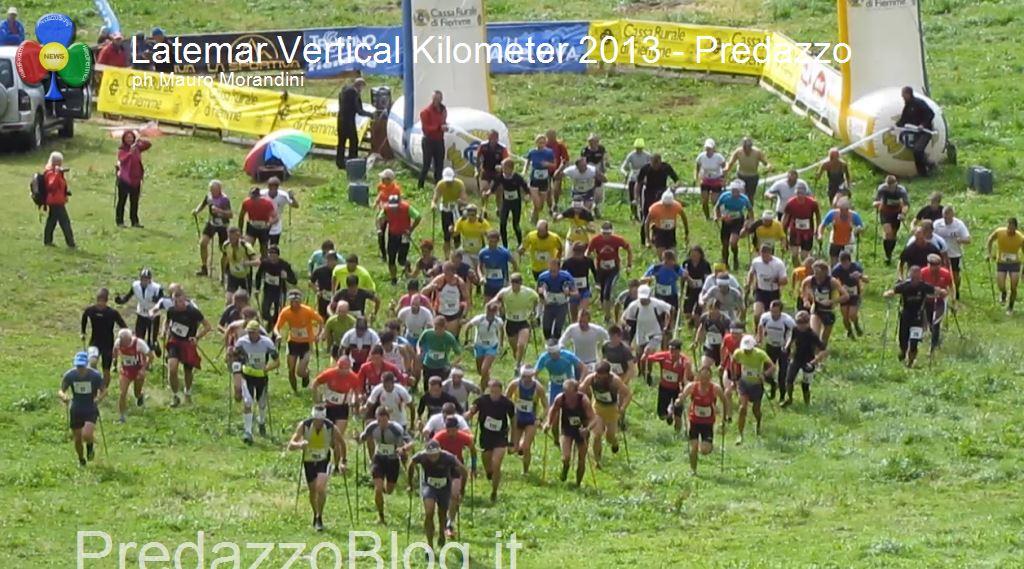 latemar vertical kilometer predazzo 25.8.2013 ph mauro morandini predazzoblog3 La Latemar Vertical kilometer 2014 è prova finale delle Italian Series Skyrunners KV