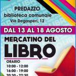 """mercatino del libro predazzo 150x150 Predazzo, DOMINIQUE  CORTI  presenta il libro """"Un sogno per la vita"""""""